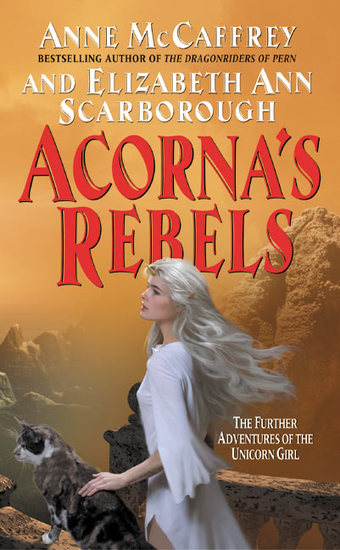 Acorna's Rebels - cover