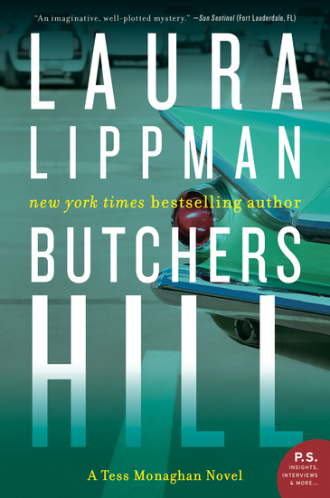Butchers Hill - A Tess Monaghan Novel - cover