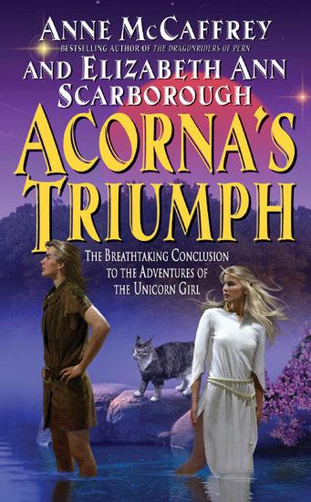 Acorna's Triumph - cover