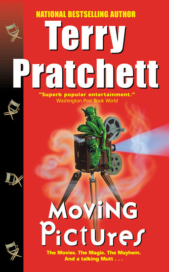 Moving Pictures - cover