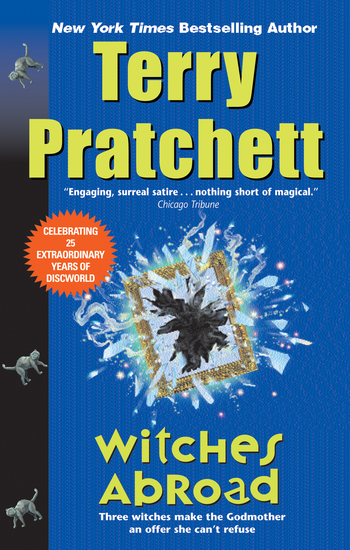 Witches Abroad - cover