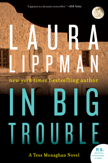 In Big Trouble - A Tess Monaghan Novel - cover