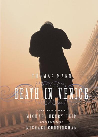 Death in Venice - cover
