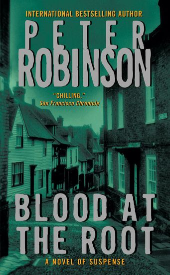 Blood at the Root - An Inspector Banks Novel - cover