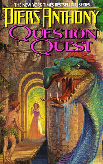 Xanth 14: Question Quest - cover