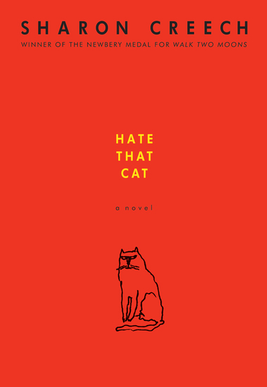 Hate That Cat - A Novel - cover