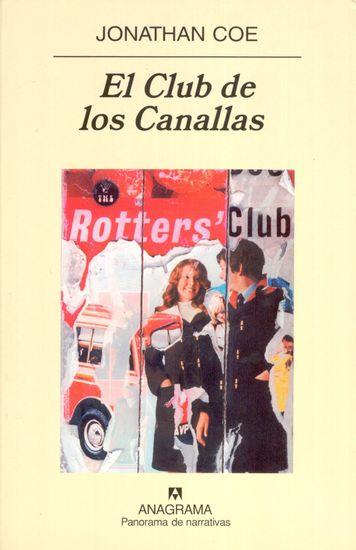 El Club de los Canallas - cover