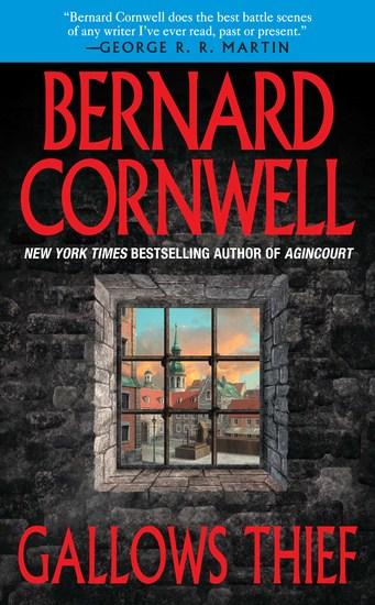 Gallows Thief - A Novel - cover