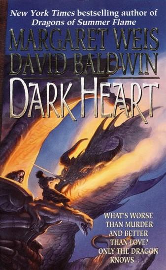 Dark Heart - Book I of Dragon's Disciple - cover