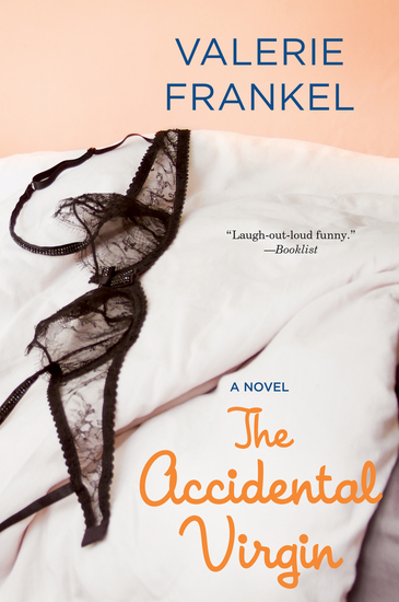 The Accidental Virgin - A Novel - cover
