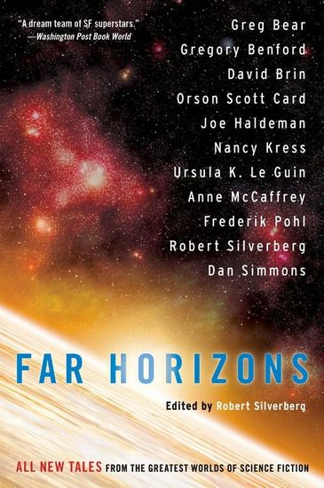 Far Horizons - All New Tales From The Greatest Worlds O - cover