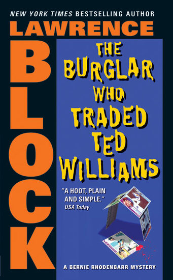The Burglar Who Traded Ted Williams - cover