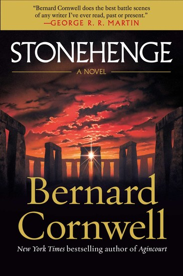 Stonehenge - A Novel - cover