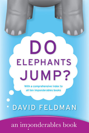Do Elephants Jump? - cover