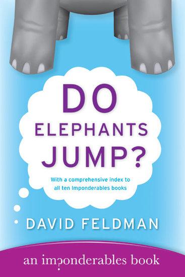 Do Elephants Jump? - cover
