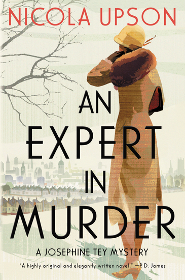 An Expert in Murder - cover