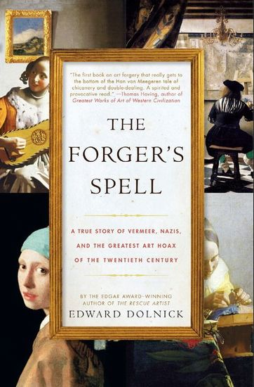 The Forger's Spell - cover