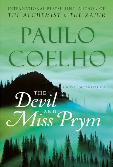The Devil and Miss Prym - A Novel of Temptation - cover