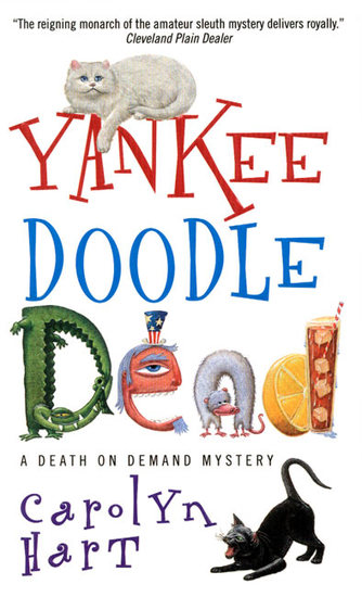 Yankee Doodle Dead - cover