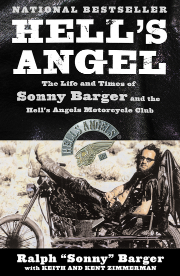 Hell's Angel - The Autobiography Of Sonny Barger - cover