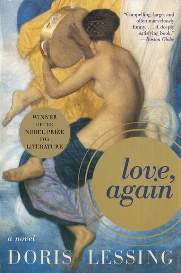 Love Again - A Novel - cover