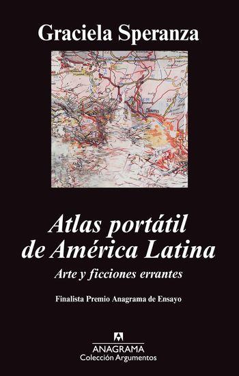 Atlas portátil de América Latina - Arte y ficciones errantes - cover