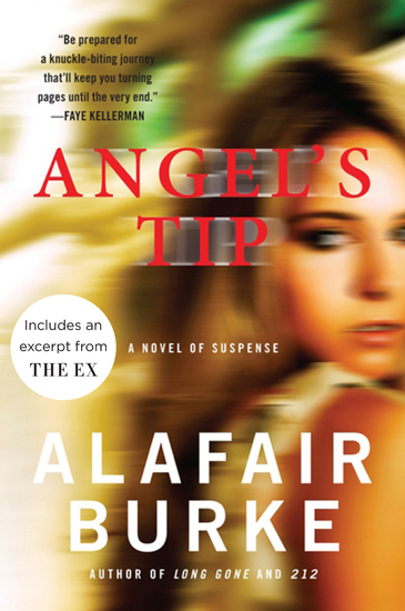 Angel's Tip - A Novel of Suspense - cover