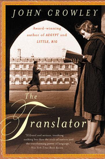The Translator - cover