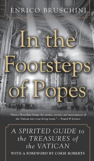 In the Footsteps of Popes - cover