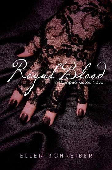 Vampire Kisses 6: Royal Blood - cover