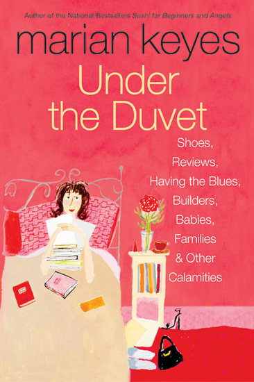 Under the Duvet - Shoes Reviews Having the Blues Builders Babies Families and Other Calamities - cover