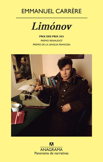 Limónov - cover