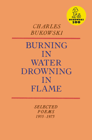 Burning in Water Drowning in Flame - cover