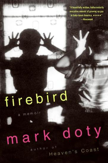 Firebird - A Memoir - cover