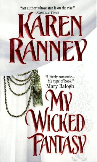 My Wicked Fantasy - cover