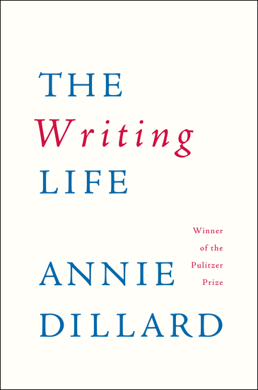 The Writing Life - cover