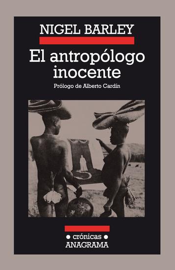 El antropólogo inocente - cover