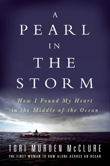 A Pearl in the Storm - How I Found My Heart in the Middle of the Ocean - cover
