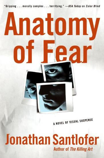 Anatomy of Fear - cover