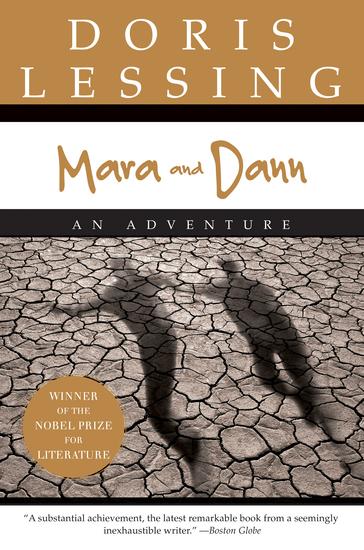 Mara and Dann - Novel A - cover