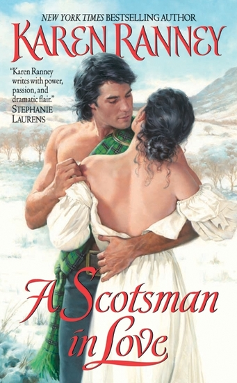 A Scotsman in Love - cover