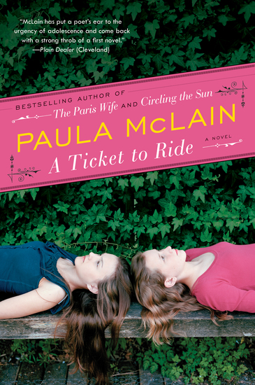 A Ticket to Ride - A Novel - cover