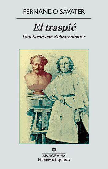 El traspié - Una tarde con Schopenhauer - cover