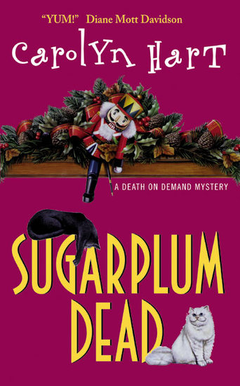 Sugarplum Dead - A Death On Demand Mystery - cover