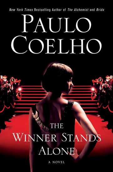 The Winner Stands Alone - A Novel - cover