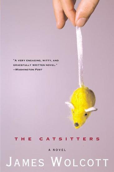The Catsitters - cover