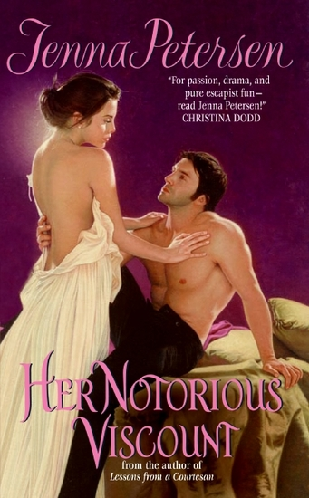 Her Notorious Viscount - cover