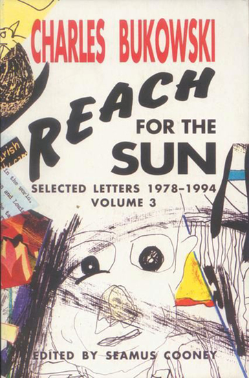 Reach for the Sun Vol 3 - cover