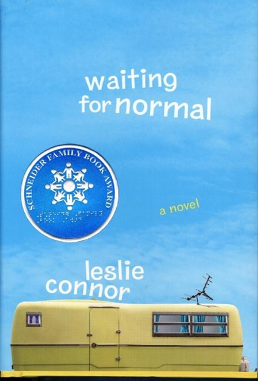 Waiting for Normal - cover