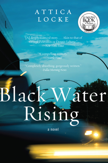 Black Water Rising - A Novel - cover